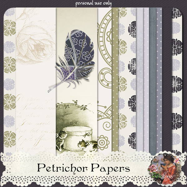 _juno Petrichor Papers