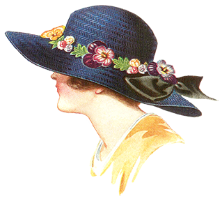 juno Couture Hat Lady 72