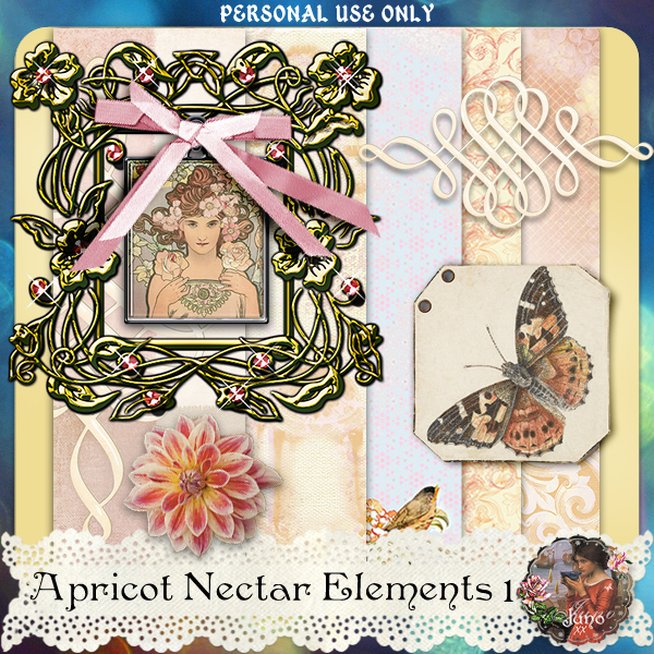 _juno Apricot Nectar Elements 1