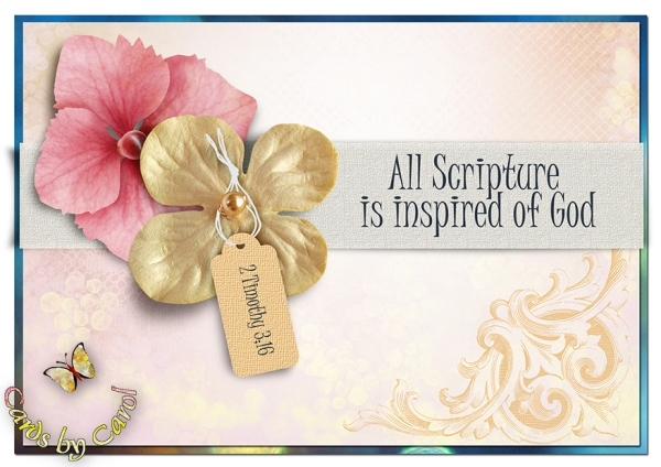 _ccrl All Scripture Inspired