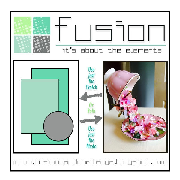 FUSION - Teacup Flowers